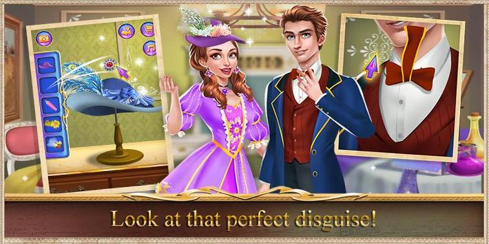 Vampire High School 2: The Witch ❤Love Story Games screenshot 1