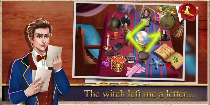 Vampire High School 2: The Witch ❤Love Story Games screenshot 3