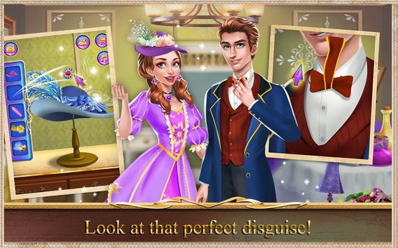 Vampire High School 2: The Witch ❤Love Story Games screenshot 5