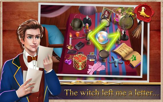 Vampire High School 2: The Witch ❤Love Story Games screenshot 7