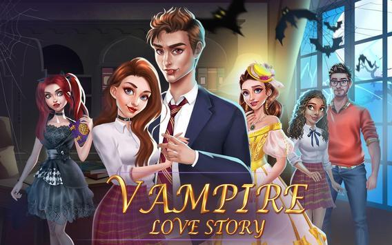 Vampire High School: New Moon (Episode 1) screenshot 5