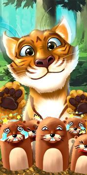 Teen Girls Dream - Zoo Keeper poster