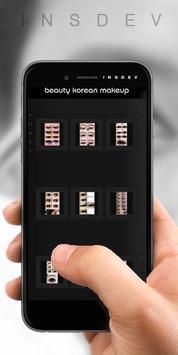 Beauty Korean Makeup screenshot 1