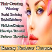 Beauty Parlour Course VIDEOs : Makeup Tips App icon