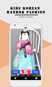 Kids Korean Hanbok Fashion poster