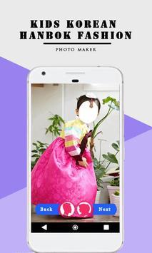 Kids Korean Hanbok Fashion screenshot 1