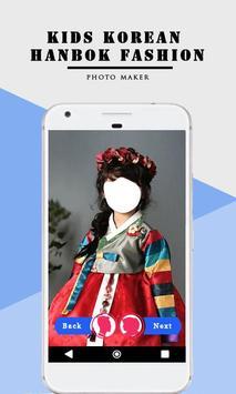 Kids Korean Hanbok Fashion screenshot 2