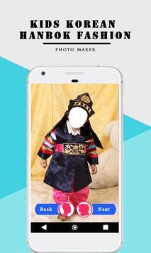 Kids Korean Hanbok Fashion screenshot 8
