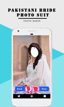 Pakistani Bride Photo Suit screenshot 2