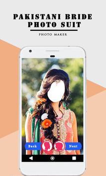 Pakistani Bride Photo Suit screenshot 3