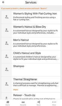 Michelle Robinson ProLink App screenshot 2