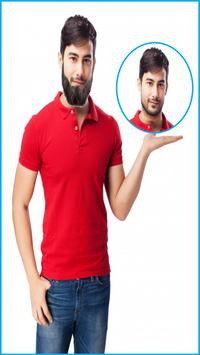 instal hair & beard for men apk screenshot