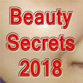 Beauty Secrets 2018 icon