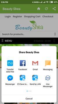 BeautyShea LLC screenshot 4