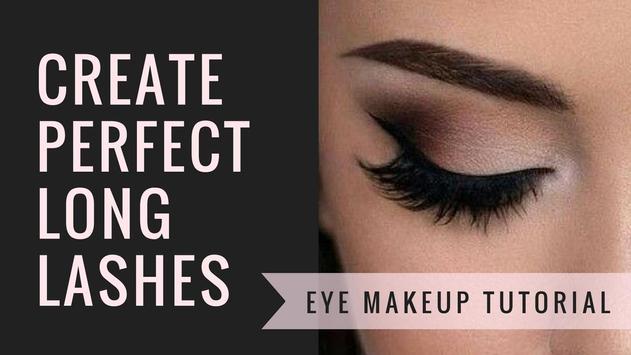 Easy Eyes n' Face Makeup Tutorial screenshot 1