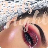 Smokey Eyes & Bold Lips Makeup Tutorial icon