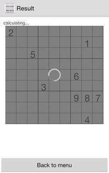 Sudoku Solver screenshot 1