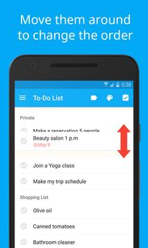 LIST - To-Do List | Task List apk screenshot