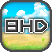 Beachhead Defender: Free 3D Shooting Games (FPS) icon