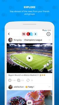bebar: Find. Chat. Share apk screenshot
