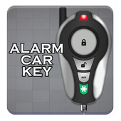 Alarm Car Key Prank icon