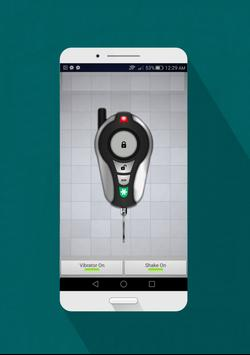 Alarm Car Key Prank apk screenshot