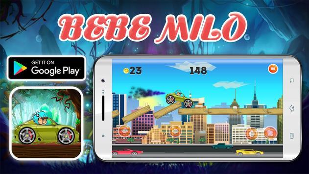 Bebe Milo Supercars Adventures screenshot 2