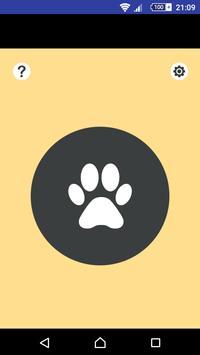 Pet Clicker - Dog Cat training poster