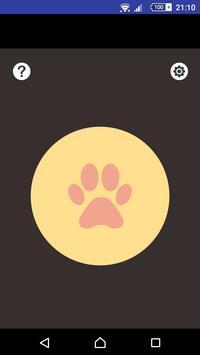 Pet Clicker - Dog Cat training screenshot 1