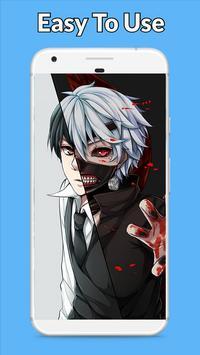 Anime Wallpaper for Boys poster