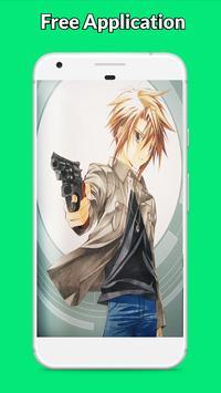 Anime Wallpaper for Boys screenshot 2