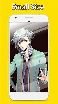 Anime Wallpaper for Boys screenshot 5
