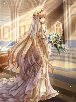 Anime Wallpaper for Girls screenshot 1