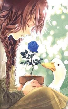 Anime Wallpaper for Girls screenshot 2