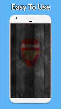 Arsenal Wallpaper HD 2018 poster