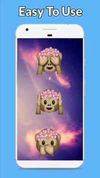Emoji Wallpaper 2018 poster