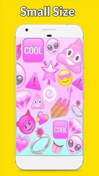 Emoji Wallpaper 2018 apk screenshot