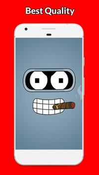 Futurama Wallpaper apk screenshot