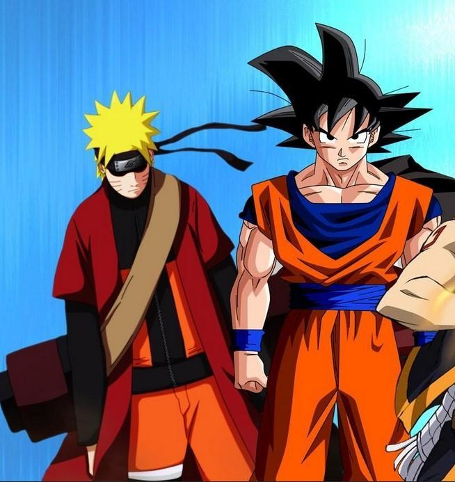 Goku Vs Naruto Wallpaper For Android Apk Download