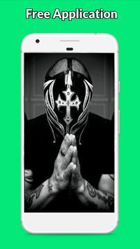 Rey Mysterio Wallpaper apk screenshot