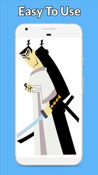 Samurai Jack Wallpaper poster