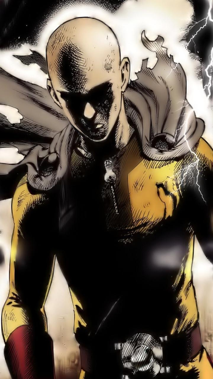 Hd One Punch Man Wallpaper For Android Apk Download