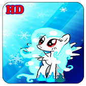 Pony Cool Girls Wallpaper icon