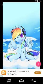Pony Cool Girls Wallpaper screenshot 3