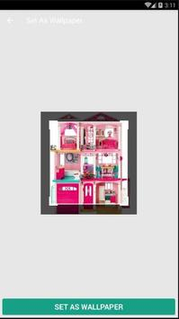 Ballerina Princess Doll House apk screenshot