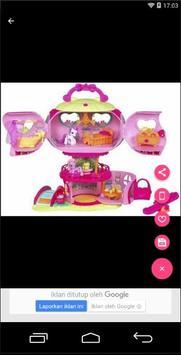 Pony Dollhouse Ideas screenshot 3