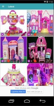 Pony Dollhouse Ideas screenshot 1
