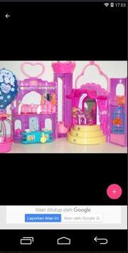 Pony Dollhouse Ideas screenshot 2