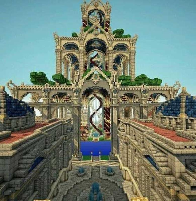 Castle Ideas For Minecraft for Android - APK Download