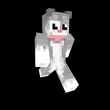 Cat Skins For Minecraft PE APK Download Free Art Design APP For - Skins para minecraft pe cat
